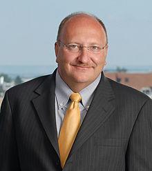 Mayor Ed Pawlowski