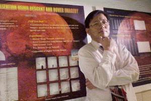Rongxing Li via NASA.