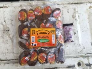 Meth-laced candy, via Border Patrol