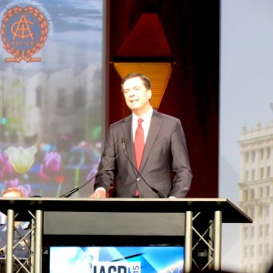 FBI Director James Comey in Chicago