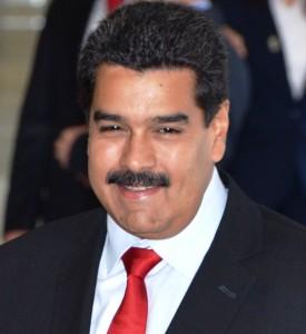 Venezuelan President Nicolas Maduro, via Wikipedia.