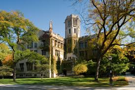 University of Chicago, via Wikipedia.