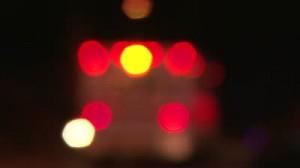 Detroit fire lights