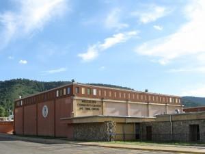 Mescalero Apache Reservation, via Wikipedia.