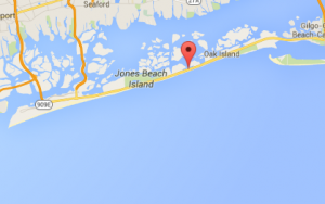 Ocean Parkway, Long Island, where bodies were found.
