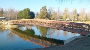 Seccombe Lake in California.