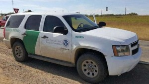 Fake Border Patrol car spotted by agents.