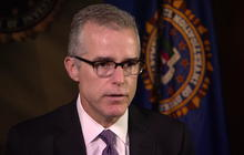 Acting FBI Deputy Director Andrew McCabe