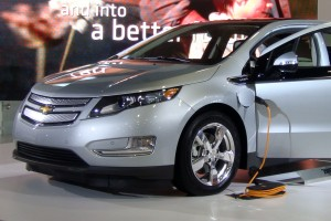 GM fixed a security flaw in some Chevrolet Volts.