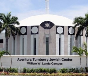 Aventura Turnberry Jewish Center.