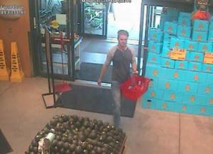 Surveillance of the suspect, via FBI.