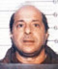 Suspected mobster Robert DeLuca.