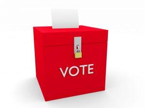 ballot box flint