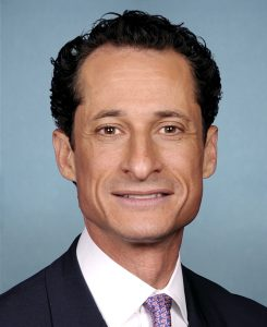 Former Congressman Anthony Weiner