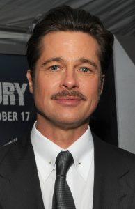 Actor Brad Pitt, via Wikipedia