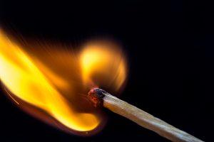 fire via pixabay