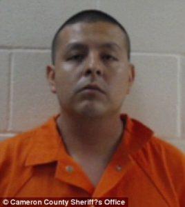 Border Patrol Agent Joel Luna