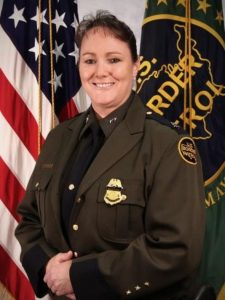 Acting Director of the Border Patrol Carla Provost.