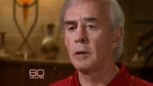 Las Vegas gambler William Walters on 60 Minutes.