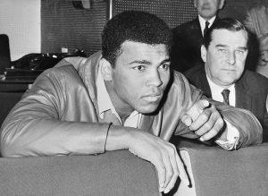 Muhammad Ali in 1966