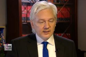 Julian Assange on Fox News
