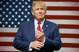 Donald Trump, via Wikipedia