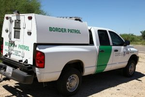 File photo of a Border Patrol vehicle, via Wikipedia.
