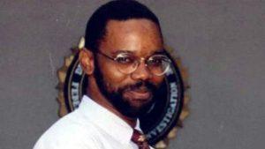 Special Agent Ricky O'Donald