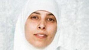 """Ahlam Aref Ahmad al-Tamimi was placed on FBI's """"Most Wanted Terrorist"""" list."""