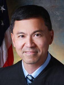 U.S. District Judge Derrick Watson