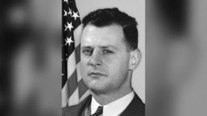 FBI Special Agent Hubert J. Treacy Jr.