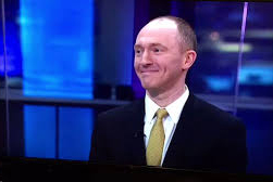 Carter Page, former campaign advisor for Donald Trump.