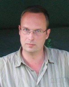 Fresno State Professor Lars Maischak