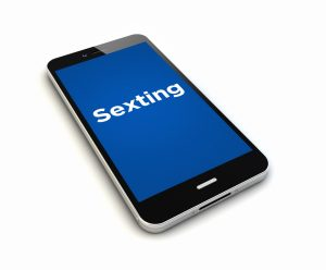 smartphone sexting