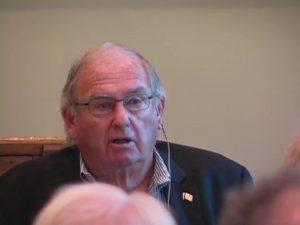 Ex-Sen. Lowell P. Weicker Jr.