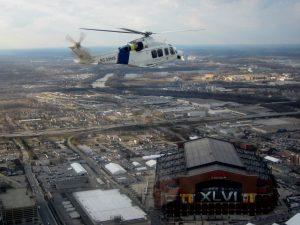 Homeland Security helicopter, via Homeland Security.