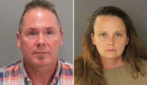Michael Kellar, 54, and Gail Lynn Burnworth, 50.