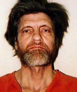 Theodore Kaczynski (FBI photo)