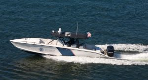 Border Patrol boat, via CBP